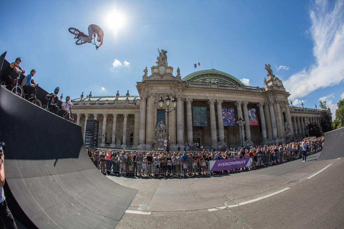 BMX - Journée Olympique 2017 - Mairie de Paris / COJO Paris 2024